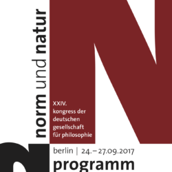 "Elif Özmen: The Nature of ""Nature"" in Political Philosophy, Berlin, September 2017"