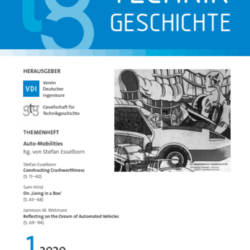 "Out Now: Special Issue ""Auto-Mobilities"", ed. Stefan Esselborn"