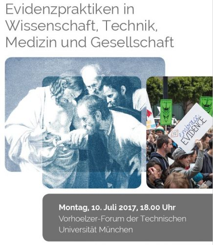 An evening lecture with Prof. Peter Weingart,10.7.2017