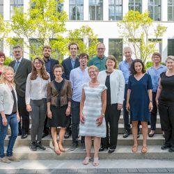 (Deutsch) Fotos von der Auftaktveranstaltung im Vorhoelzerforum der Technischen Universität München