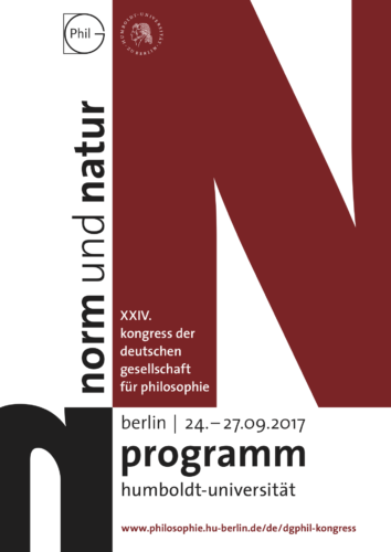"Elif Özmen: The Nature of ""Nature"" in Political Philosophy, Berlin, September 2017"