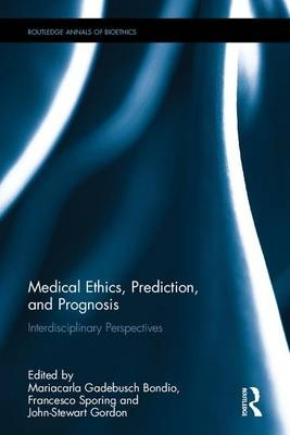 """Publikation: M. Gadebusch Bondio: """"Beyond the Causes of Disease. Prediction and the Need for a New Philosophy of Medicine"""""""