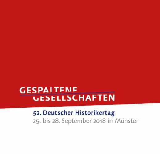 Divided Societies: Evidence practices at the Historikertag