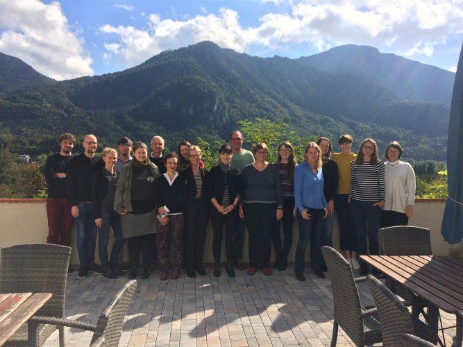 (Deutsch) Forschergruppentreffen in Kochel am See