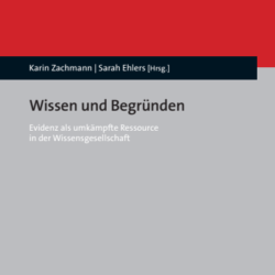 """Sabrina H. Kessler reviews Zachmann and Ehler's """"Wissen und Begründen"""""""